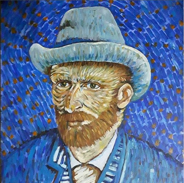 Vincent van Gogh by Papero
